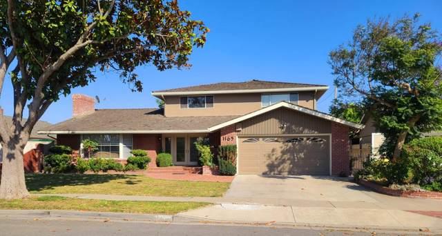 1165 San Mateo Dr, Salinas, CA 93901 (#ML81861804) :: The Gilmartin Group