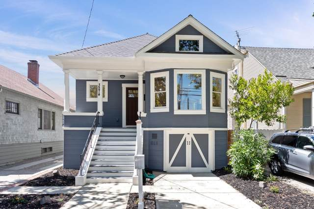 3274 Central Ave, Alameda, CA 94501 (#ML81861828) :: The Gilmartin Group