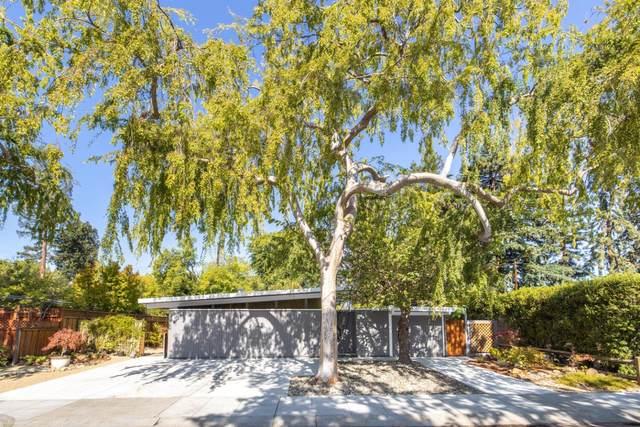 251 Parkside Dr, Palo Alto, CA 94306 (#ML81861885) :: The Goss Real Estate Group, Keller Williams Bay Area Estates