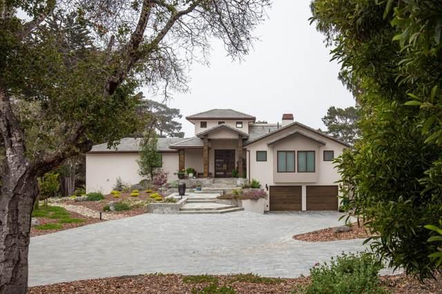 3292 Martin Rd, Carmel, CA 93923 (#ML81861932) :: Schneider Estates