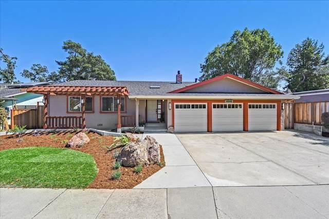 4040 Winkle Ave, Santa Cruz, CA 95065 (#ML81861934) :: Schneider Estates