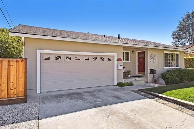 4958 Stuckey Dr, San Jose, CA 95124 (#ML81861974) :: Schneider Estates