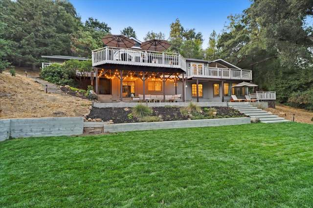 210 Oak Creek Blvd, Scotts Valley, CA 95066 (#ML81861999) :: Intero Real Estate