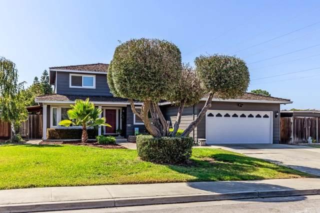 6101 Oak Forest Way, San Jose, CA 95120 (#ML81862105) :: The Gilmartin Group