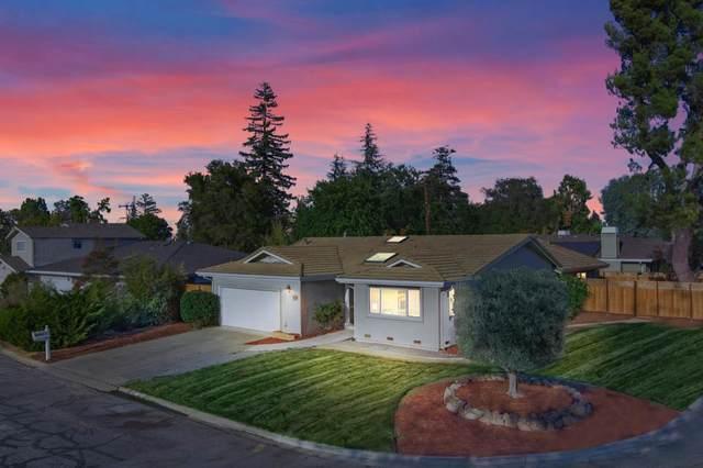 13710 Calle Tacuba, Saratoga, CA 95070 (#ML81862108) :: Strock Real Estate