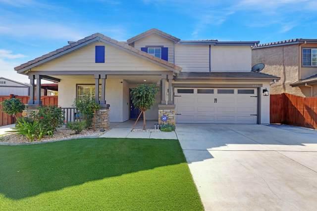 448 Glenbriar Cir, Tracy, CA 95377 (#ML81862157) :: Strock Real Estate