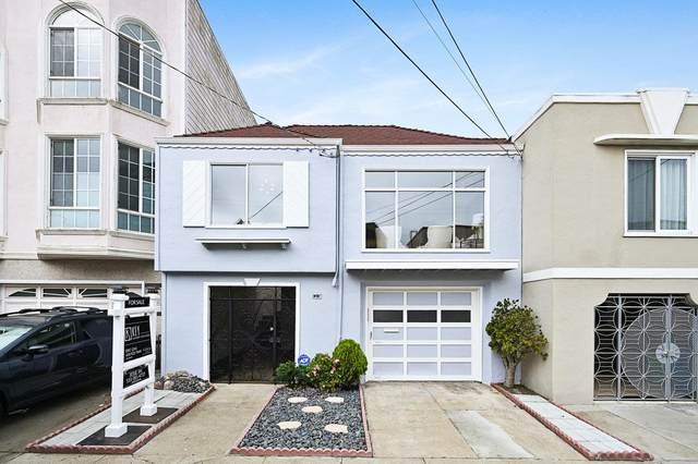 1319 41st Ave, San Francisco, CA 94122 (#ML81862166) :: The Goss Real Estate Group, Keller Williams Bay Area Estates