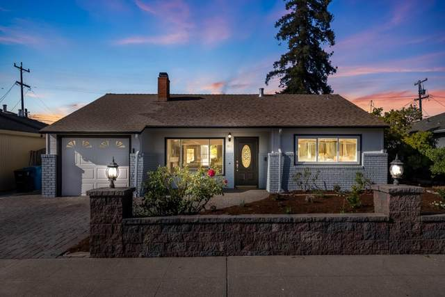 1817 Evergreen St, San Mateo, CA 94401 (#ML81862169) :: Robert Balina   Synergize Realty