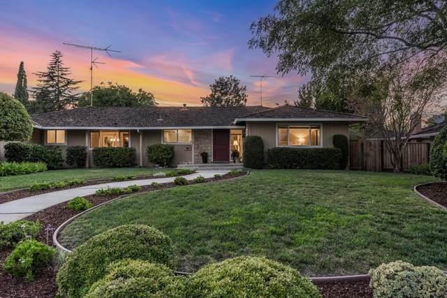 13153 Ten Oak Way, Saratoga, CA 95070 (#ML81862182) :: Strock Real Estate
