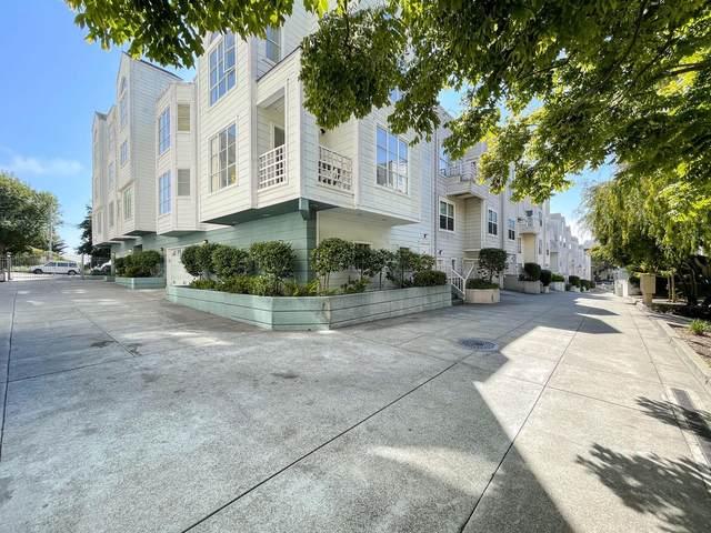 1100 Eddy St H, San Francisco, CA 94109 (#ML81862205) :: Live Play Silicon Valley