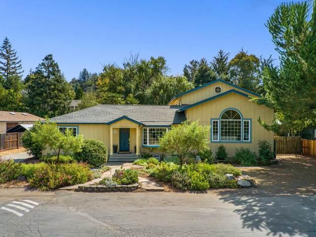 29 Meadow Way, Scotts Valley, CA 95066 (#ML81862240) :: Alex Brant