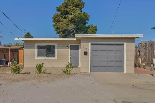 1265 Flores St, Seaside, CA 93955 (#ML81862347) :: Intero Real Estate
