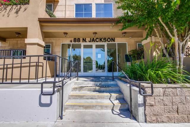 88 N Jackson Ave 317, San Jose, CA 95116 (#ML81862360) :: Robert Balina | Synergize Realty
