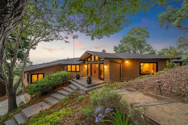 190 Phillip Rd, Woodside, CA 94062 (#ML81862384) :: The Kulda Real Estate Group