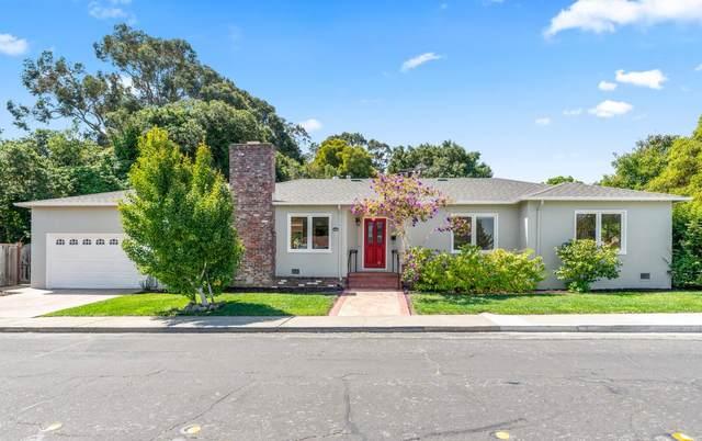 1555 Bernal Ave, Burlingame, CA 94010 (MLS #ML81862414) :: Guide Real Estate