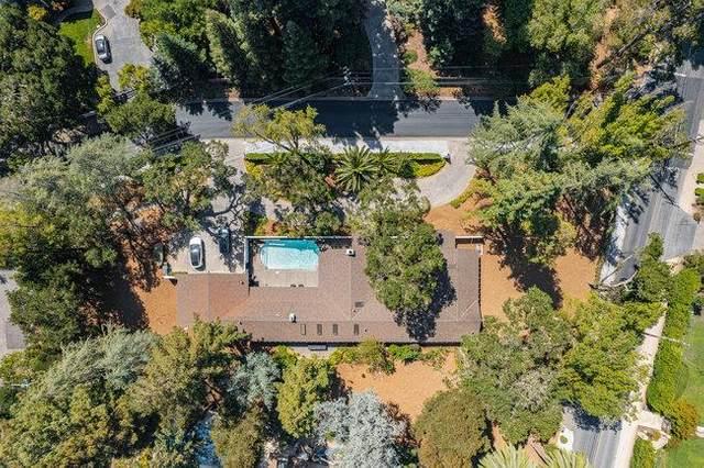 1 Edge Rd, Atherton, CA 94027 (#ML81862417) :: Schneider Estates