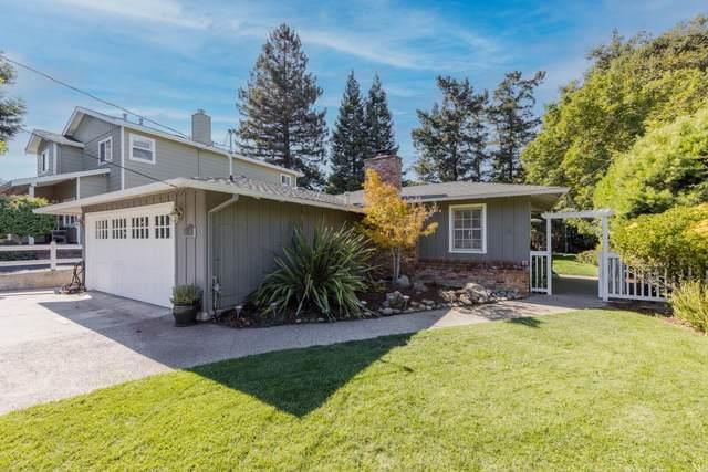 2258 Carmelita Drive, San Carlos, CA 94070 (#ML81862449) :: The Gilmartin Group