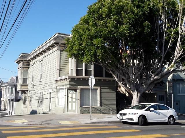 184 Clipper St, San Francisco, CA 94114 (#ML81862456) :: The Realty Society