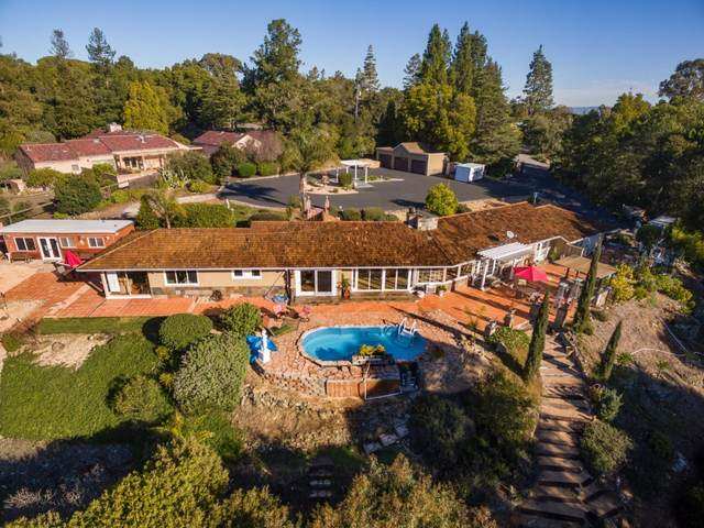 650 Woodside Dr, Woodside, CA 94062 (#ML81862463) :: The Kulda Real Estate Group