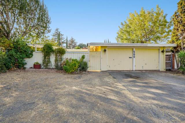 266 Thompson Ave, Mountain View, CA 94043 (#ML81862473) :: Robert Balina   Synergize Realty