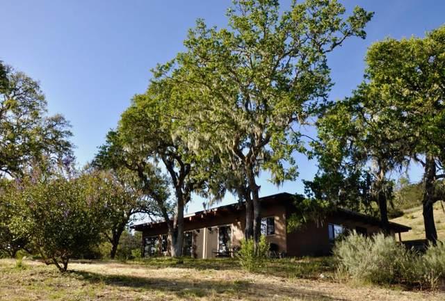 20785 Cachagua Rd, Carmel Valley, CA 93924 (#ML81862505) :: The Kulda Real Estate Group