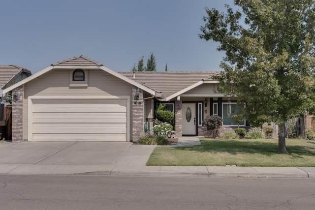 1665 Reyes Ln, Tracy, CA 95376 (#ML81862518) :: Schneider Estates