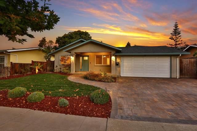 3764 Century Dr, Campbell, CA 95008 (#ML81862561) :: Schneider Estates