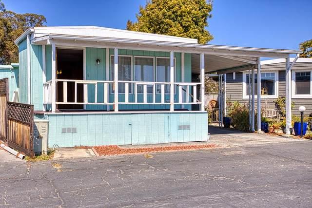 2355 Brommer St 18, Santa Cruz, CA 95062 (#ML81862565) :: Schneider Estates
