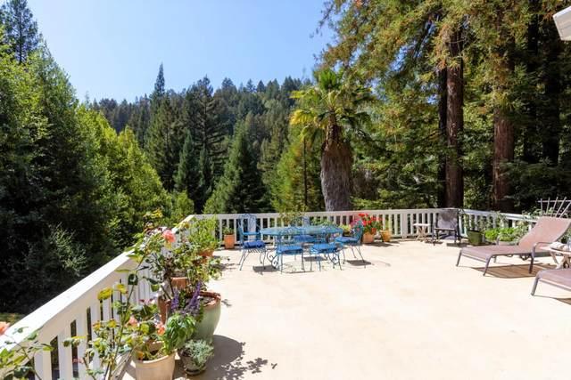 3455 Bean Creek Rd, Scotts Valley, CA 95066 (#ML81862590) :: The Kulda Real Estate Group
