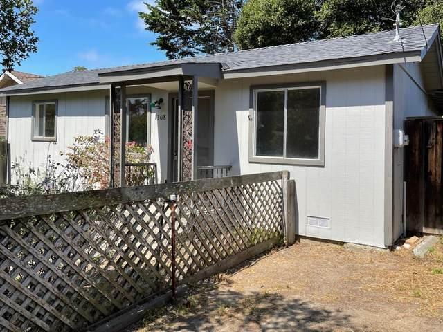 1308 Buena Vista Ave, Pacific Grove, CA 93950 (#ML81862598) :: Alex Brant