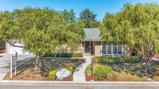 42 Ortalon Ave, Santa Cruz, CA 95060 (#ML81862601) :: The Sean Cooper Real Estate Group
