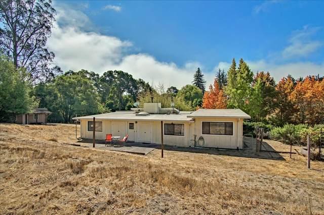 586 Mangels Rnch, Aptos, CA 95003 (#ML81862616) :: Schneider Estates