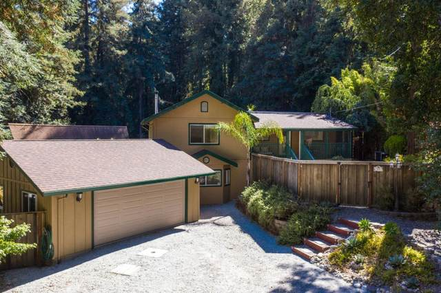 275 West Dr, Felton, CA 95018 (#ML81862631) :: Paymon Real Estate Group