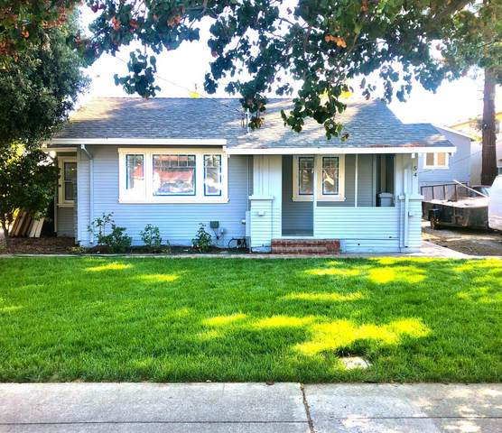 54 W Rincon Ave, Campbell, CA 95008 (#ML81862692) :: RE/MAX Gold