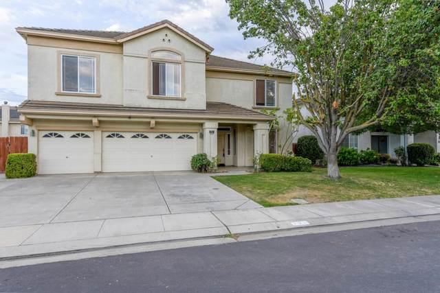 774 Grafton St, Manteca, CA 95337 (#ML81862714) :: The Sean Cooper Real Estate Group