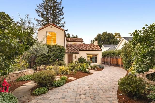 1117 Hamilton Ave, Palo Alto, CA 94301 (#ML81862719) :: Strock Real Estate