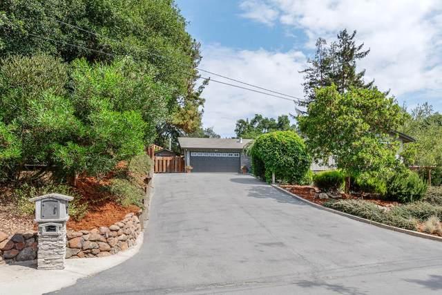 112 Hilltop Way, Scotts Valley, CA 95066 (#ML81862758) :: Intero Real Estate