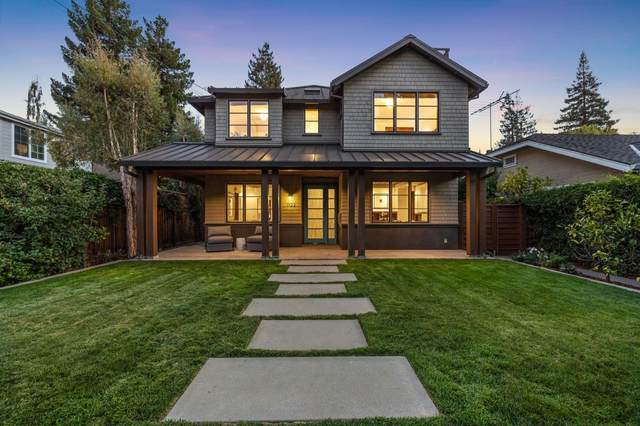 1122 Greenwood Ave, Palo Alto, CA 94301 (#ML81862762) :: The Sean Cooper Real Estate Group