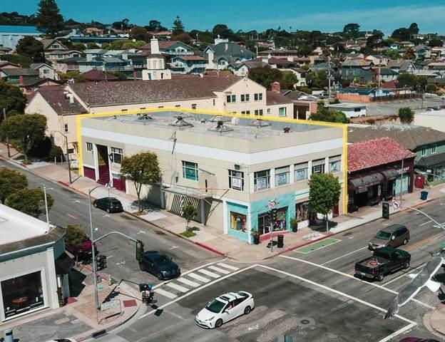 601-605 Lighthouse Ave, Monterey, CA 93940 (#ML81862763) :: Alex Brant