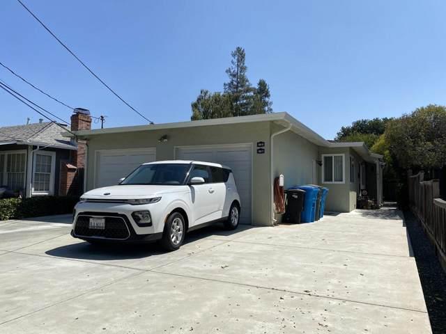 1815 Redwood Ave, Redwood City, CA 94061 (#ML81862774) :: Strock Real Estate