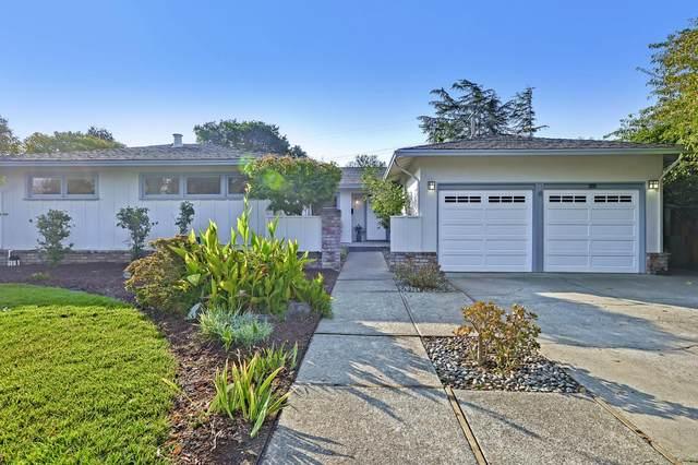 1609 Chula Vista Dr, Belmont, CA 94002 (#ML81862789) :: Strock Real Estate