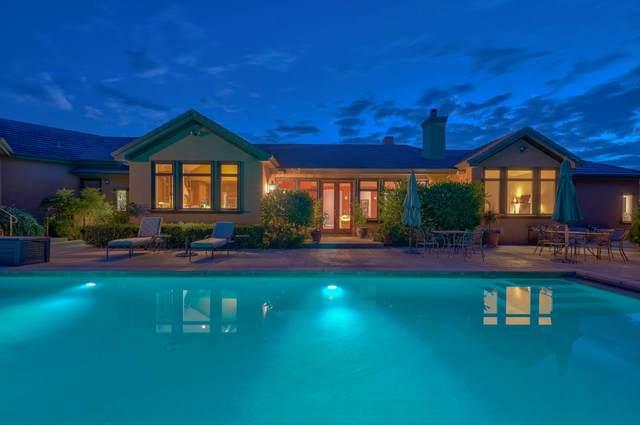 14361 Castlerock Rd, CORRAL DE TIERRA, CA 93908 (#ML81862791) :: Alex Brant