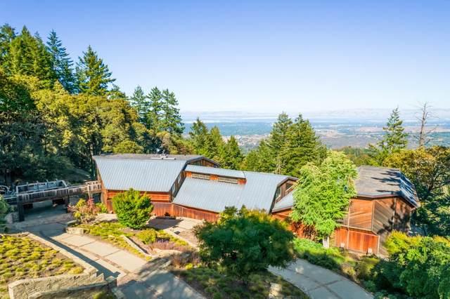 16379 Skyline Blvd, Woodside, CA 94062 (#ML81862806) :: The Goss Real Estate Group, Keller Williams Bay Area Estates