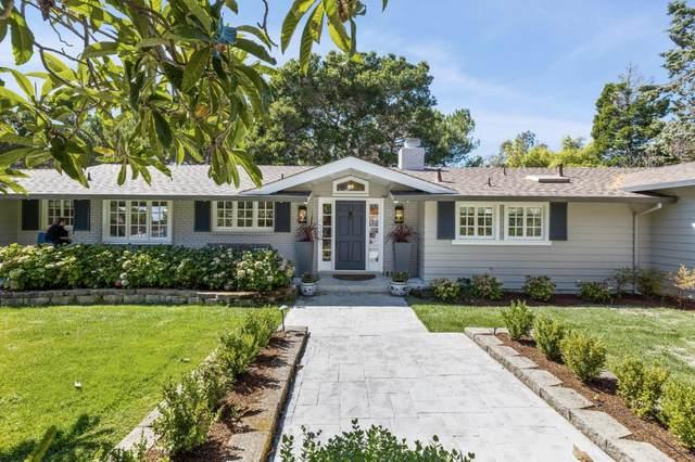 20 Terrier Pl, Hillsborough, CA 94010 (#ML81862808) :: Strock Real Estate