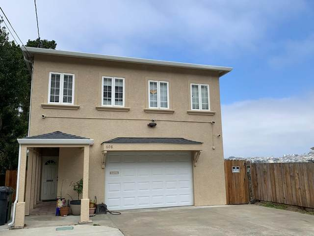 608 Larchmont Dr, Daly City, CA 94015 (#ML81862814) :: The Goss Real Estate Group, Keller Williams Bay Area Estates