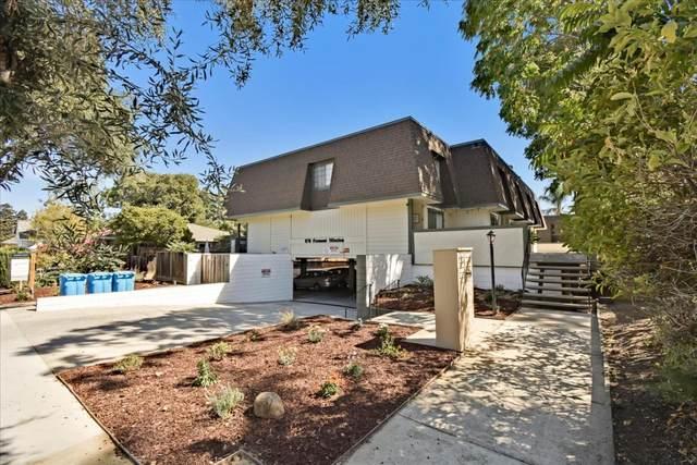 870 Fremont St 102, Santa Clara, CA 95050 (#ML81862882) :: The Goss Real Estate Group, Keller Williams Bay Area Estates