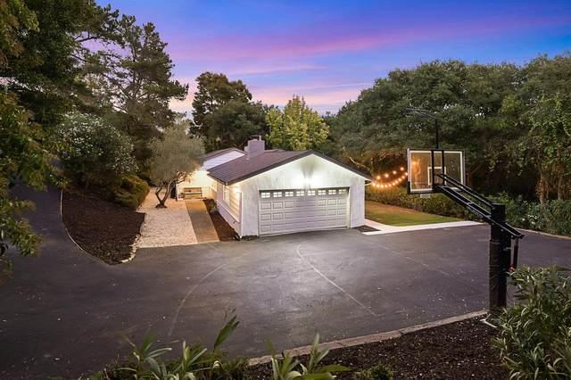 205 Denise Dr, Hillsborough, CA 94010 (#ML81862946) :: Schneider Estates