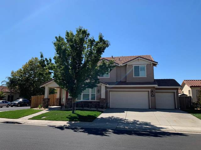 10378 Aldinger Way, Elk Grove, CA 95757 (#ML81862968) :: The Sean Cooper Real Estate Group