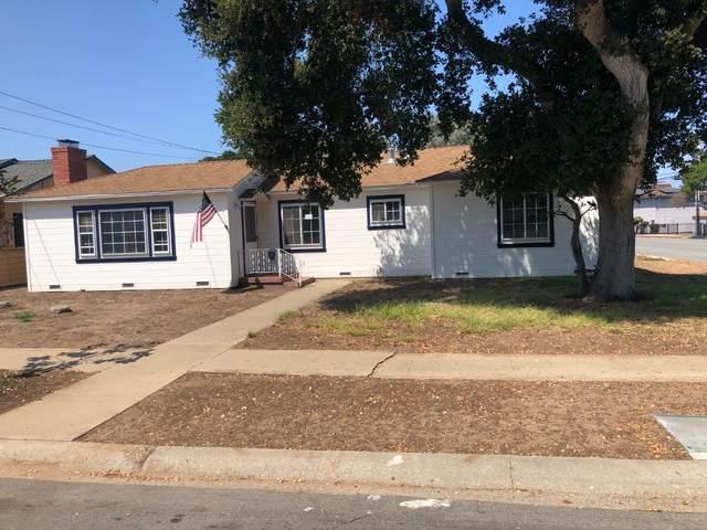 257 Littleness Ave, Monterey, CA 93940 (#ML81862983) :: Alex Brant
