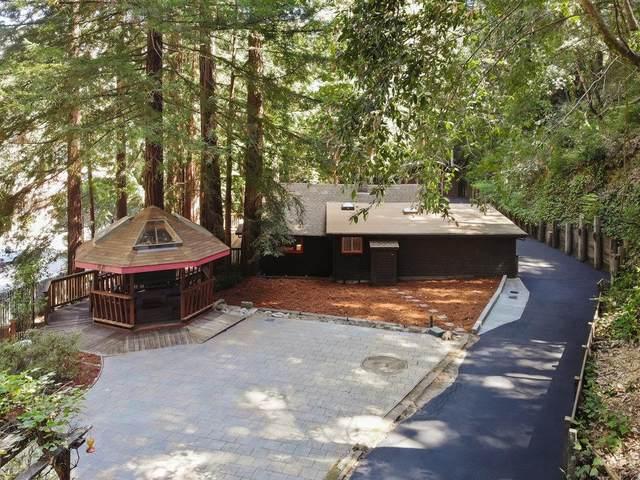 11397 Alameda Ave, Brookdale, CA 95007 (#ML81862991) :: The Kulda Real Estate Group